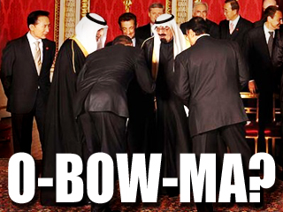 Obama bowing - Big Deal or Not?