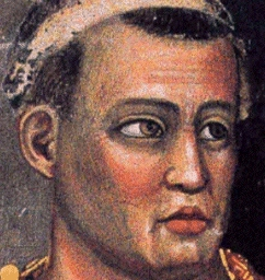 Pontius Pilate as depicted by Giotto