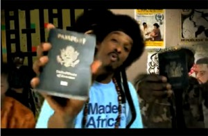 K'naan - T.I.A video
