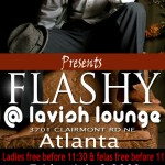 THE FLASHY AFFAIR: ATLANTA GA| Friday July 3rd 2009