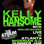Kelly Handsome Live in ATL | June 13th 2009