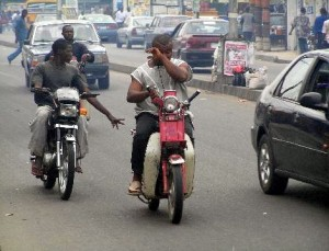 Okada - The most reliable and efficient mode of transportation in Naija