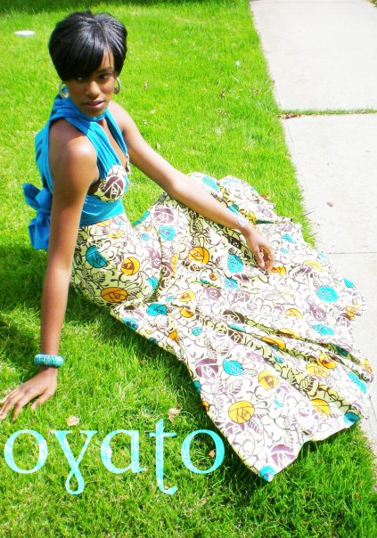OYATO Designs - Exaggeration Gown