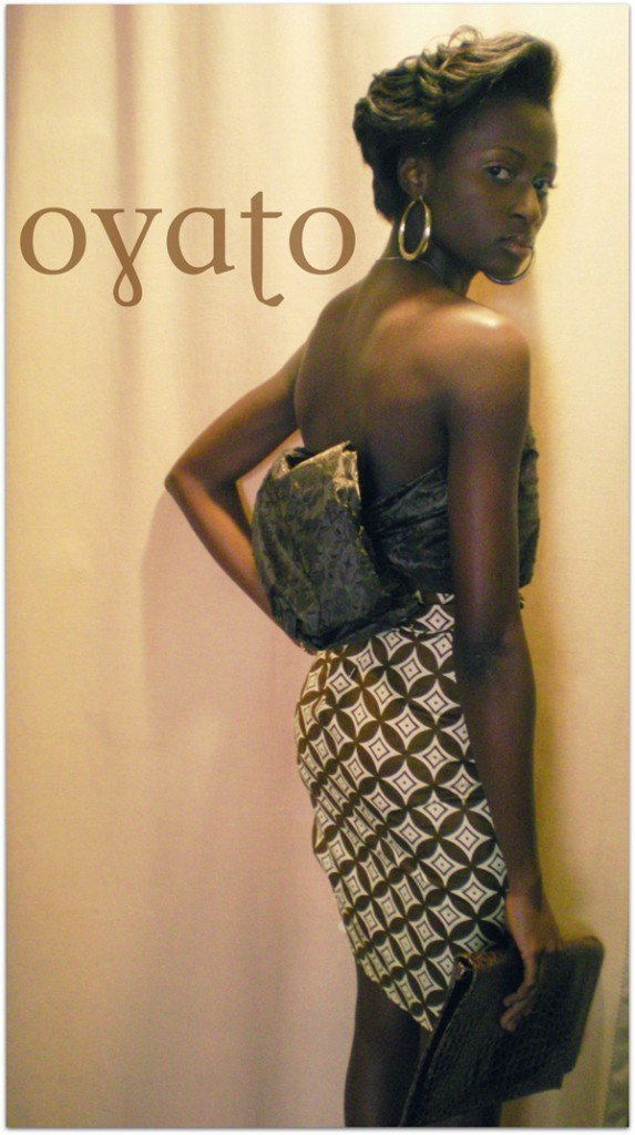 OYATO Designs - Geisha Diamond Skirt and Top