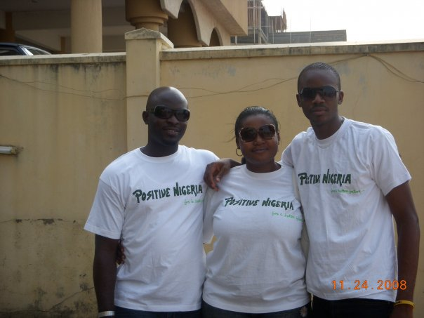 Members Of Positive Nigeria
