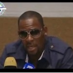 R. Kelly Visits Africa (Interview)