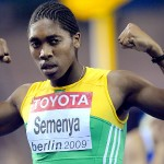 Gender Controversy Over South African Athelete Caster Semenya