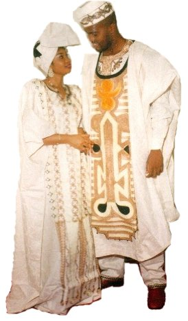 Traditional Hausa Attire