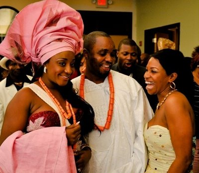 Ini Edo at her Traditional Wedding
