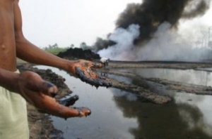 Niger Delta oil pollution
