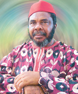 Nollywood Actor, Pete Edochie