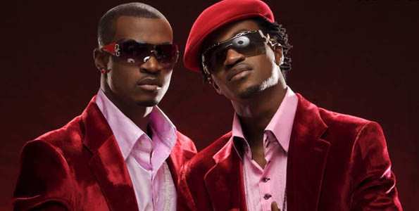 Peter & Paul Okoye (P-Square)