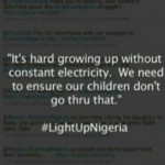 CNN Covers Nigeria's Electricity Issues & The Light Up Nigeria Campaign