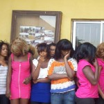 Police Raid Of Lagos Strip Clubs (In Pictures)