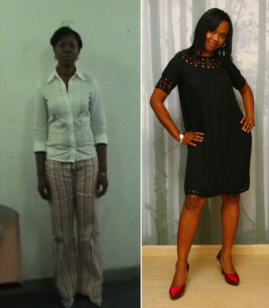 Style Me Show - Nkeiruka Before & After 2