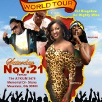 Timaya, Omotola Live in Atlanta, GA | November 21st 2009