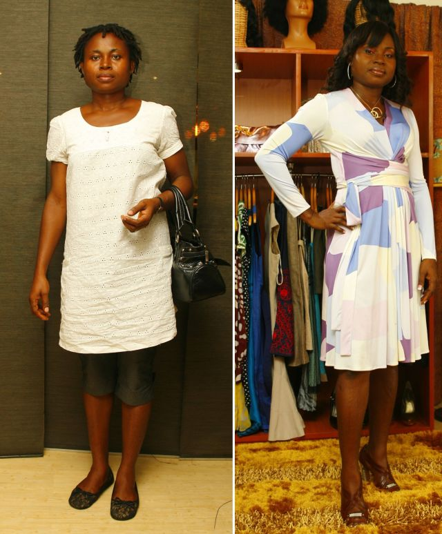Anthonia Style Me Before & After