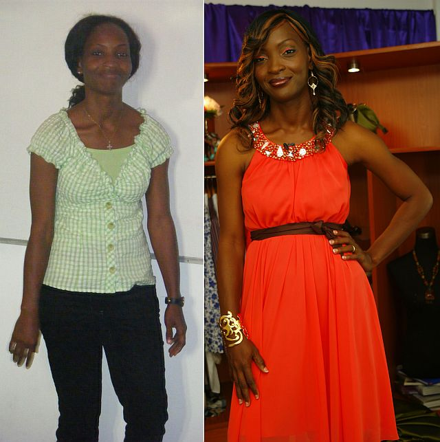 Kemi Style ME Before & After
