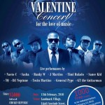For The Love Of Music – Valentines Day Concert | Feb 13th 2010 in Lagos
