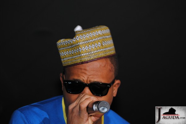 Naeto C performing at Concert
