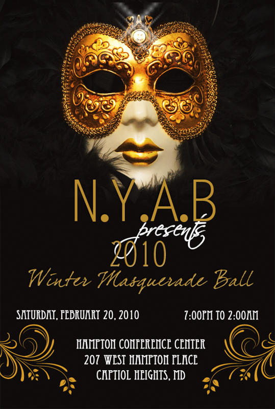 NYAB 2010 Winter Masquerade Ball
