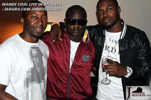 TIWA WORKS, WANDE COAL AND DJ NEPTUNES
