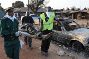 Renewed violence in jos