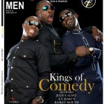 "Mode Men 4th Anniversary Front Cover features ""Kings Of Comedy"""
