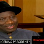 Nigerian Acting President Goodluck Jonathan On CNN (Video)