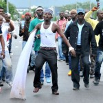 Ex-Militants Storm Abuja Highways
