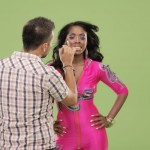 No Kele Kele Love ooo… Pics From Tiwa Savage's Video Shoot