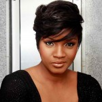 OmoT Owns The Stage… Pictures from Omotola's AfroMedia Performance