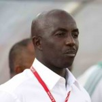 Samson Siasia, New Head Coach Of Super Eagles