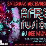 The Shrine Presents: Afro Fusion with DJ Dee Money | Dec 18th, Chicago