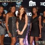 "TiwaWorks Shuts Down Lagos With ""All Black Everything"" (ABE) 2010… Pictures"