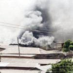 Jos On Fire Again As Clashes Reignite
