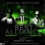 DJ Neptune Presents Best Alliance in Hip-Hop Mixtape