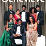 A Cover Of Stars… Genevieve Magazine Features The Brightest Stars On It's Cover