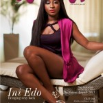 Ini Edo On Wow! Magazine Cover