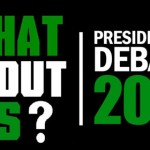 Video: What About Us Presidential Debate