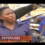 Video: Lady Mechanics In Nigeria
