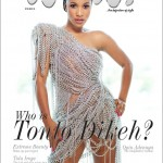 Tonto Dike On Wow! Magazine Cover