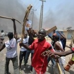 Riots In Northern Nigeria… Pictures + CNN Video