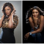 Omotola Jalade Ekeinde Kicks Off Shooting Of Reality Show