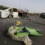 2 Car Bombs Explode At A Military Church In Kaduna