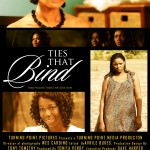 "Behind The Scenes Photos For ""Ties That Bind"" featuring John Dumelo, Omotola Jalade-Ekeinde, Kimberly Elise, & Ama Abebrese"