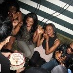 Dbanj & Friends Join Genevieve Nnaji In Celebrating 32nd Birthday