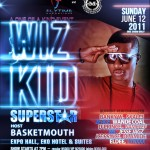 WizKid's SuperStar Album Launch Event | June 12th, 2011 | Lagos