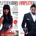 Complete Fashion Magazine Features Uti Nwachukwu & Tanzanian Model Millen Magese