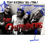 Play Records All Stars – The Outsiders [Mixtape]